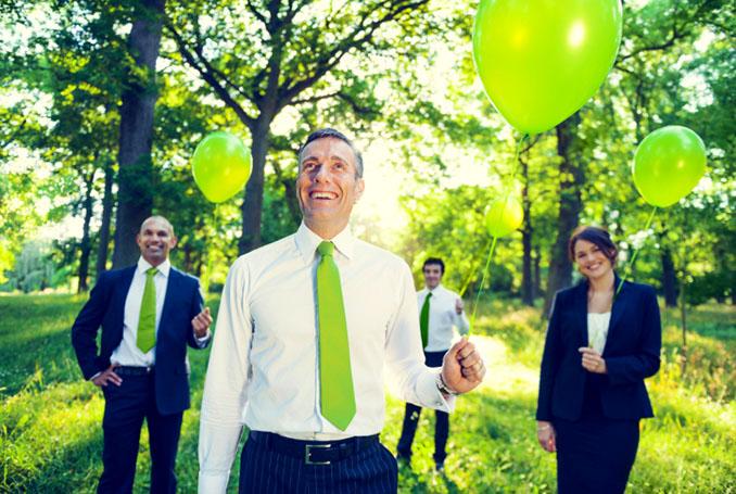 CSR und Nachhaltigkeit der Unternehmen auf dem Prüfstand © Robert Churchill
