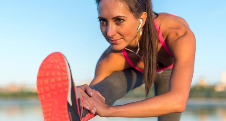 Sehr beliebt sind unter anderem Fitnessstudios oder Outdoor-Aktivitäten wie Joggen.
