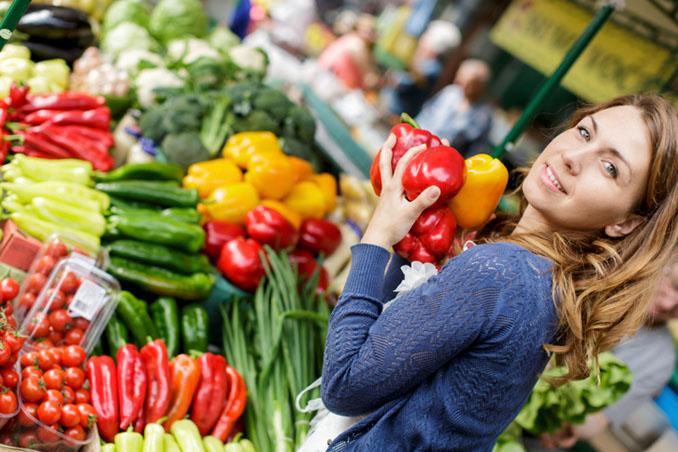 Hamburg bietet viele Möglichkeiten für den biologischen Einkauf © boggy (iStock)