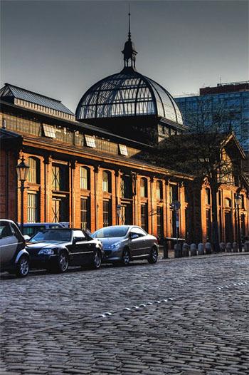 Die Brennstoffzelle ist eine Riesenchance für Hamburgs Luft © Tobias Mandt (Flickr)