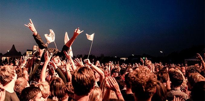 Live-Events in der Hamburger City. Bald möglicherweise nicht mehr. Foto: daspunkt (Flickr)