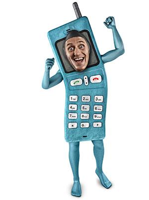 Alte Handys aufleben lassen am © Happy Handy Day