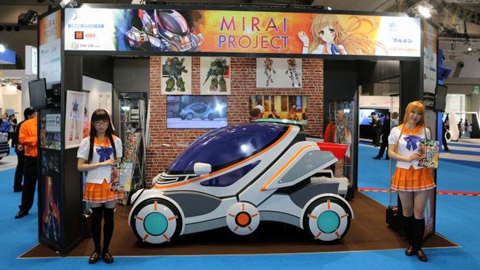 Hiriko_gundam_car