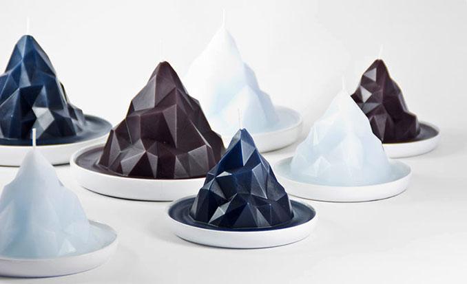 Sie sehen aus wie Eisberge und schmelzen auch so © Bergy Bit