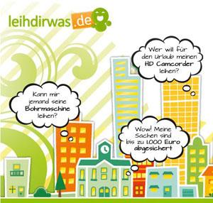 leihdirwas-Plattform