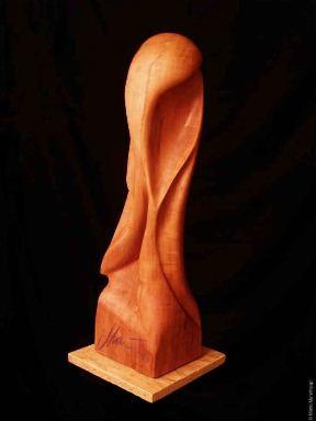 Mannhaupt Skulptur Apfelia