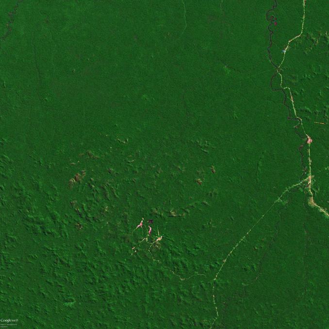 Amazonas früher