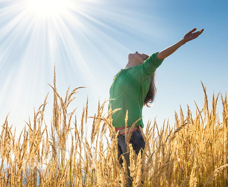 Was brauchen wir wirklich, um glücklich zu sein?