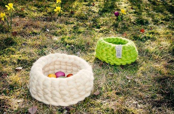 Das nachhaltige Osternest: Osternest basteln oder ökologisch & Bio kaufen