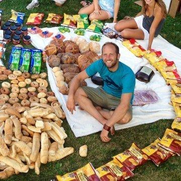 Rob Greenfield: Der glücklichste Aussteiger der Welt