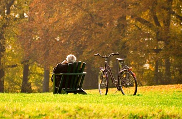 Seniorenfreundliche Grünanlagen in Hamburg
