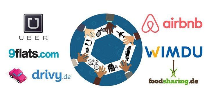 Legal illegal - wie die Share economy uns alle betrügt
