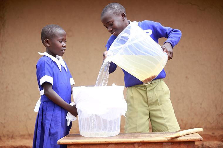 Trinkwasser für alle