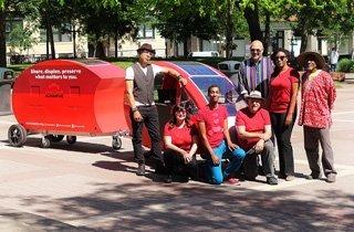 Geschichten auf Rädern: Storymobile machts möglich
