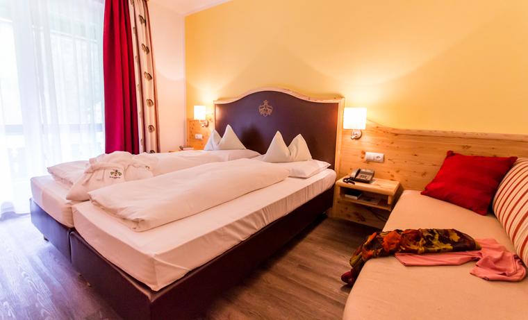 Ferien im Hotel Trattlerhof in Kärnten machen?s möglich.