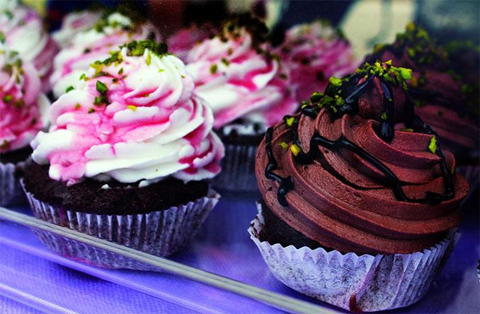 Vegane Cupcakes Foto: Elisabeth Leja