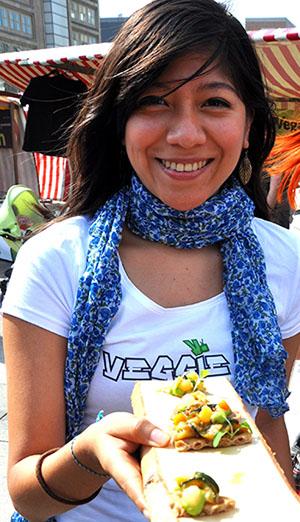 Essen, das Mensch und Tier glücklich macht © VEBU Deutschland