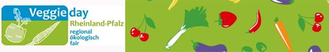 Veggieday Rheinland-Pfalz: regional, ökologisch, fair © veggieday-rlp.de