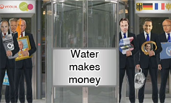 Water makes money - Wissenswerte Dokumentation über die Folgen der Wasser-Privatisierung ©Water makes money/arte