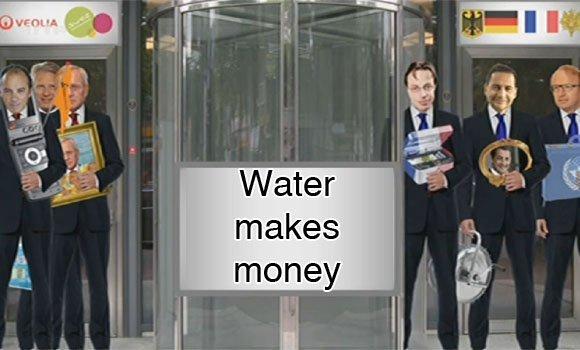 Die brutale Abzocke mit Trinkwasser