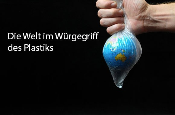 ecowoman Kommentar: Plastiktüten - Gefahr für die Erde, Natur und Menschen