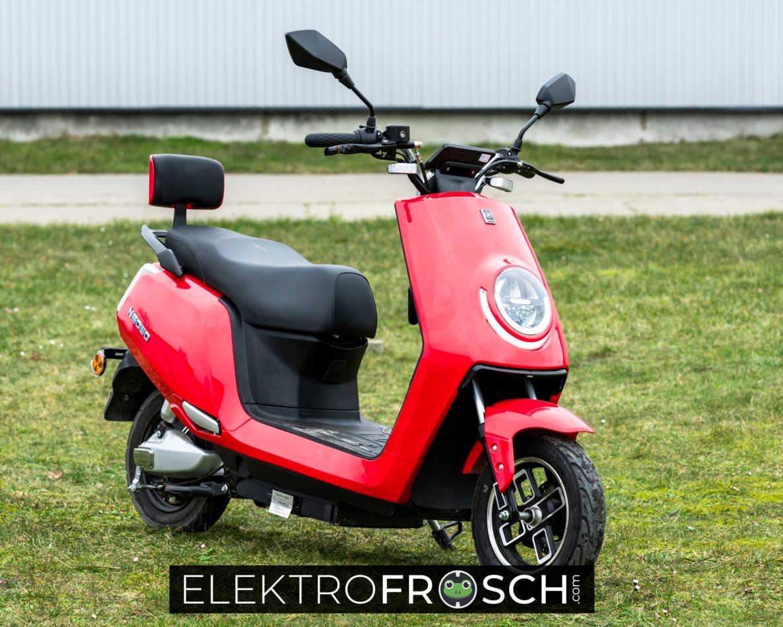 Elektrofrosch - Bezahlbare und nachhaltige Mobilität