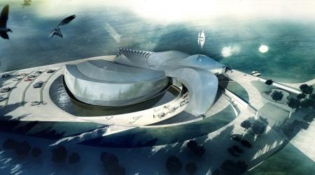 Blue Planet: Neues Aquarium für Kopenhagen setzt Maßstäbe.