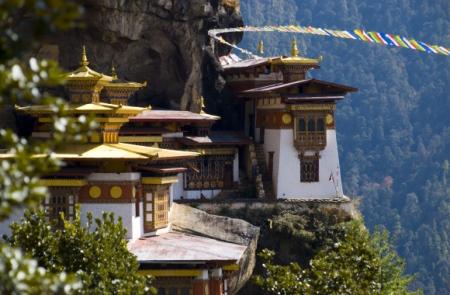 Bhutan, ein Land setzt auf 100 % ökologische Landwirtschaft