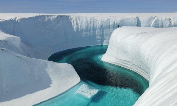 Kino: Chasing Ice, eindrucksvolle Bilder dokumentieren Klimawandel