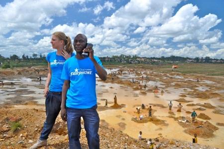Fair Phone bringt Fair Trade Smartphone ohne Kinderarbeit und Umwelt-Schaden