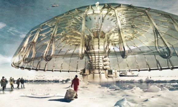 Leben in der Zukunft: Die besten Architekten haben die Entwürfe