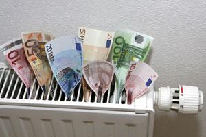 Geld sparen beim Heizen
