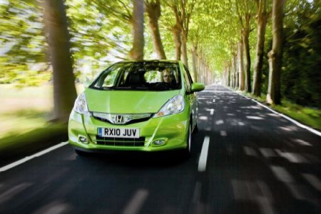 Honda: Recycling Seltene Erden.