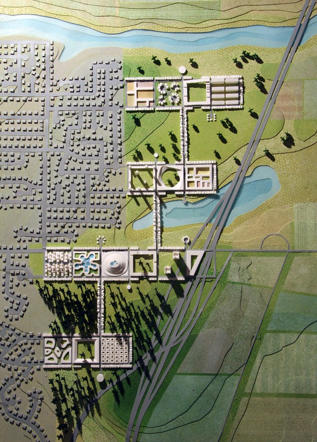 Nature City von WORK AC: Architektur für eine nachhaltige Zukunft