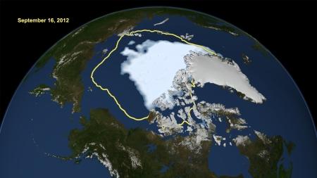 Die Idee eines Harvard-Forschers könnte Eisschmelze am Nordpol umkehren