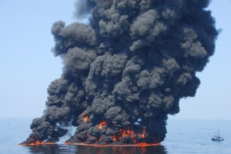 Ölpest wie Deepwater Horizon umweltfreundlich und natürlich bekämpfen
