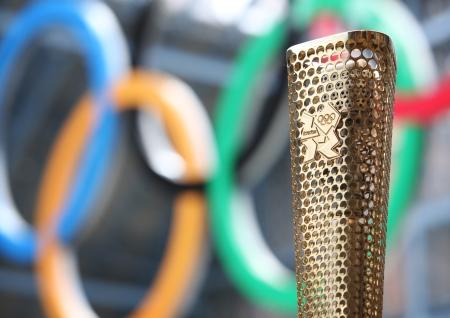 Bilder von Olympia 2012 in London: Grüne olympische Spiele
