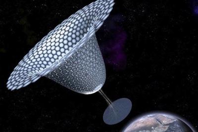 Solar-Satellit: Nachhaltige Lösung aller Energieprobleme?