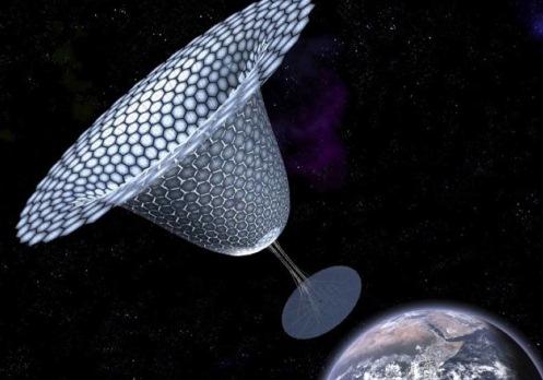 Solarenergie direkt im Weltall nutzen: Neues Konzept für Solarkraftwerk.