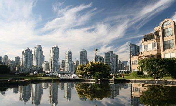 Vancouver wird mit viel Engagement bis 2020 grünste Stadt der Welt