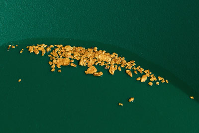 Nachhaltiges, umweltfreundliches Gold: Zufallserfindung und Umweltschutz