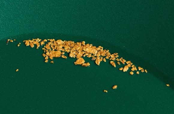 Zufallserfindung: Gold kann nun umweltfreundlich abgebaut werden