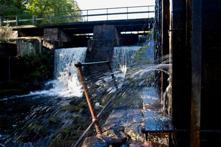 Umweltfreundliche Wasserkraft von Naturenergieplus