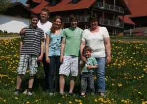 Öma Zurwies Familie Haußmann