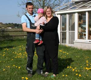 Öma Zurwies Familie Krug