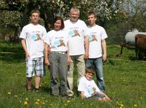 Öma Zurwies Familie Specht