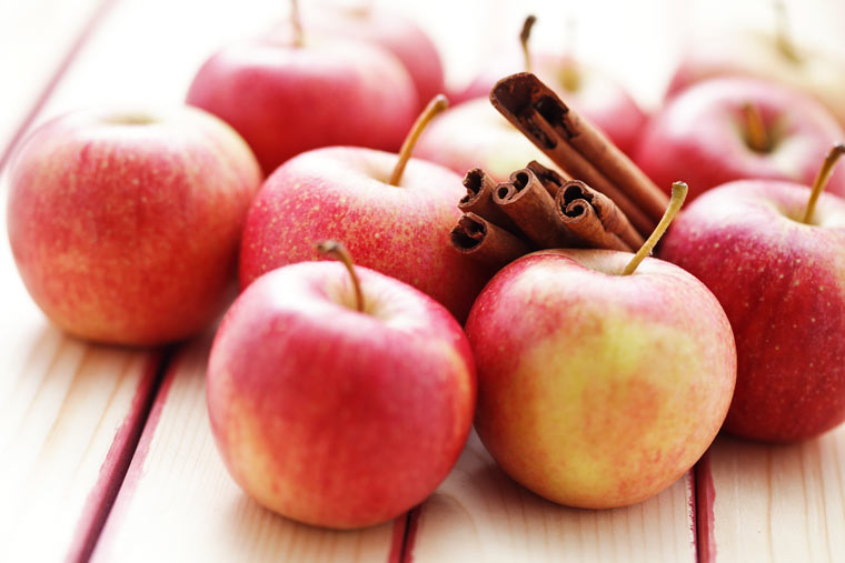 Saisonales Obst und Gemüse im November: Äpfel