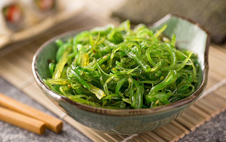 Alge - Lebensmittel der Zukunft