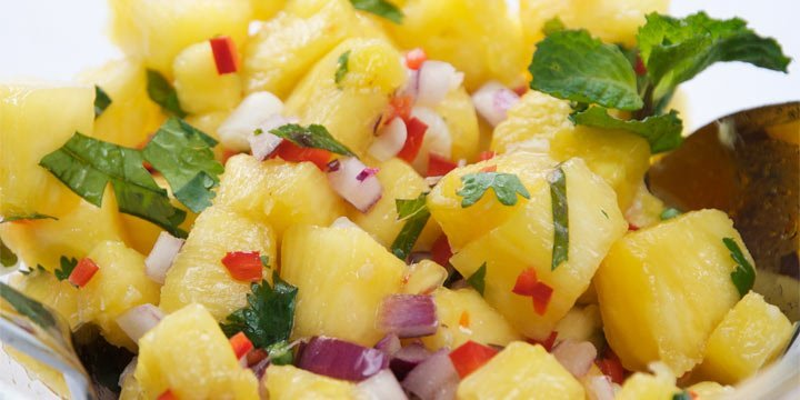 Ananas – die süße Schlankfrucht Hollywoods