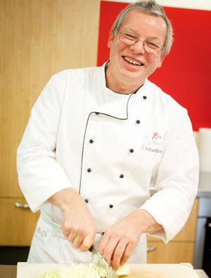 Jürgen Andruschkewitsch ist BIOSpitzenkoch, da er Bio in seiner ganz ursprünglichen Form in noch mehr Küchen und Haushalte bringen möchte